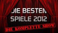 Der GIGA Jahresrückblick 2012: Die besten Spiele des Jahres – Die komplette Show