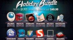Software-Bundle für Mac mit Courier, Disktools Pro, Stuffit Deluxe und 10 weiteren Programmen