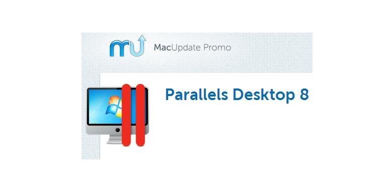 Parallels Desktop 8 als Vollversion und Upgrade zum Sonderpreis