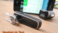 Plantronics M55 im Test: Gutes Bluetooth-Headset zu günstigem Preis