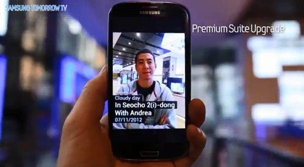 Galaxy S3 Premium Suite: Was ist neu? Part 2 (Update)