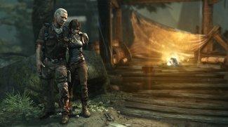 Tomb Raider: Gameplay-Walkthrough präsentiert Laras Überlebenskünste