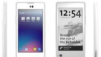 Yota Phone - Dual Screen mit eInk Display (Update mit Video)
