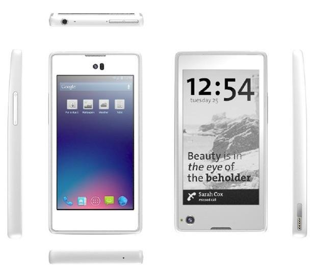 Yota Phone geht in die Massenproduktion