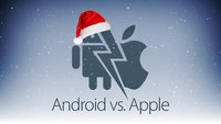 Android vs. Apple - Xmas