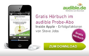 """Inside Apple"" als kostenloses Hörbuch"