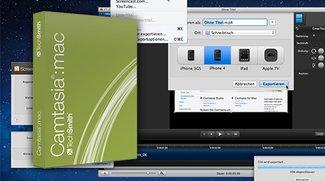 Camtasia für Mac: Update und Verlosung der Vollversion