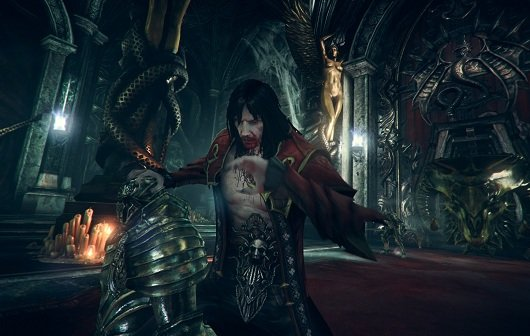 Castlevania - Lords of Shadow 2: Neue Screenshots & Concept Arts