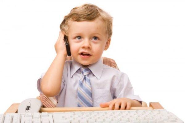 Kinder und Smartphones: 7 Gründe dafür (Infografik)