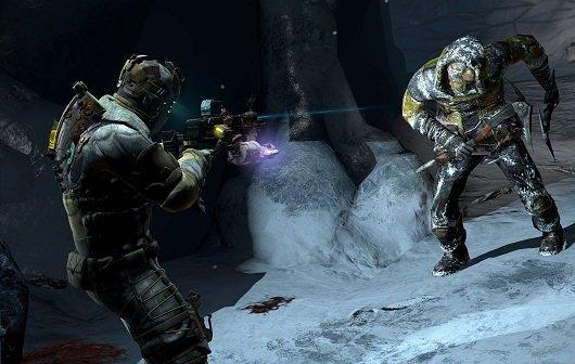 Dead Space 3: Kraftausdrücke als Gimmick für den Kinect-Support