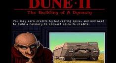 Dune II: RTS-Klassiker im Browser zocken