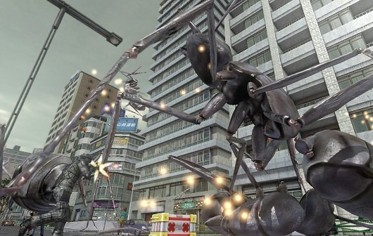 Earth Defense Force 2025: Erscheint 2013 in Europa