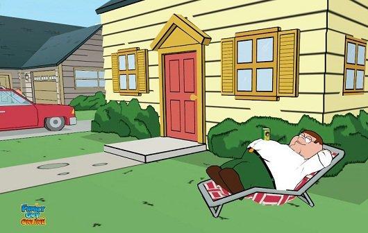 Family Guy: Eine Figur stirbt (Spoiler)
