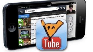 Kostenlose App des Tages: FoxTube - YouTube Player
