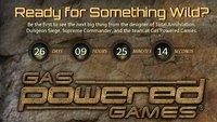 Gas Powered Games: Enthüllt nächstes Projekt im Januar
