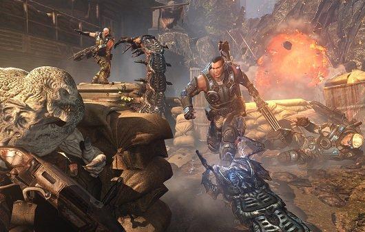 """Gears of War: """"Nachahmer"""" schaden dem Ruf der Reihe"""