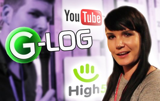 G-Log #10 - Wir treffen Ponk, High5, Y-Titty & Clixoom + WiiU Unboxing