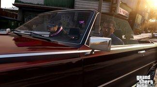 GTA 5: Screenshots als Weihnachtsgeschenk