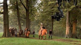 Der Hobbit: 13-minütiges Behind-the-Scenes / Preview (UPDATE)