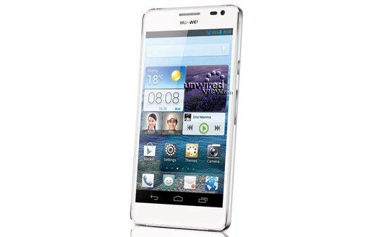 Huawei Ascend D2 – Fünfzöller mit Full-HD-Display und Quadcore-CPU