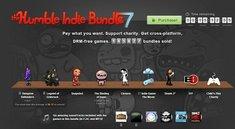 Humble Indie Bundle 7: Drei neue Spiele hinzugefügt