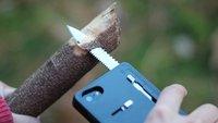 Mit Task One wird das iPhone zum Schraubenzieher und Bratenmesser