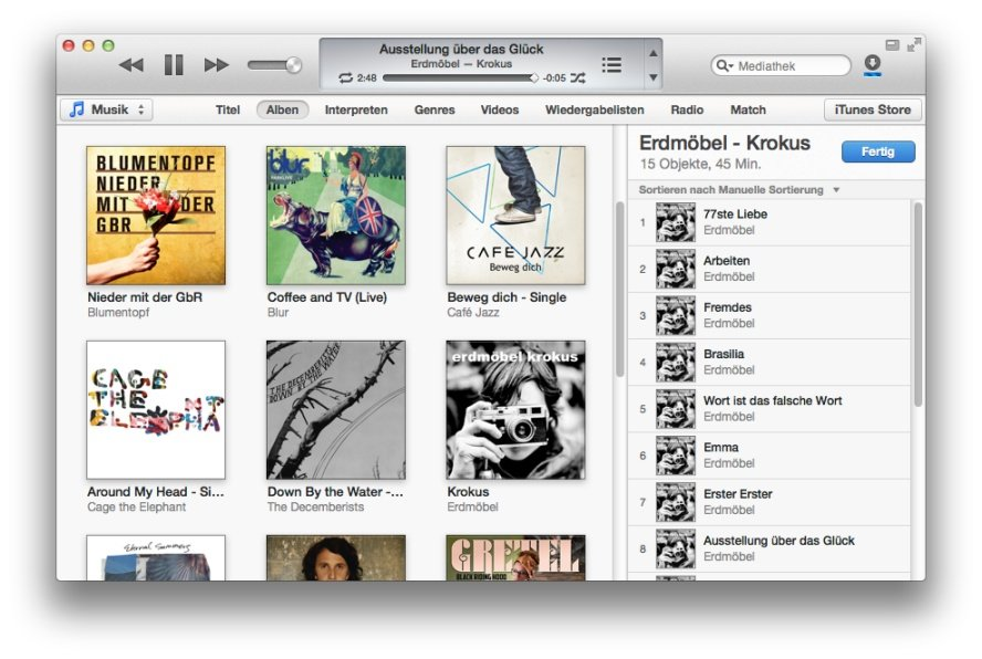 iTunes: Microsoft glaubt nicht an Touchscreen-Version für Windows 8