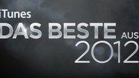 iTunes: Das Beste aus 2012 - die Sieger