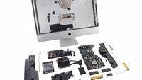 Neuer iMac: Deutlich schwieriger zu warten als Vorgänger