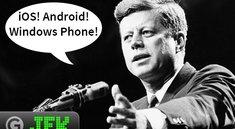 JFK: Die Evolution mobiler Betriebssysteme