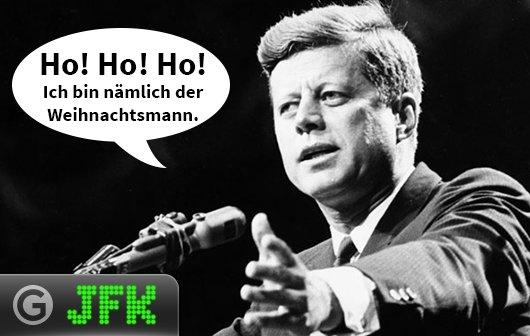 JFK: Weihnachtsfolge mit Rückblick, Ausblick und Apps der Woche