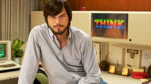 jOBS: Steve-Jobs-Film mit Ashton Kutcher startet am 16. August in den USA