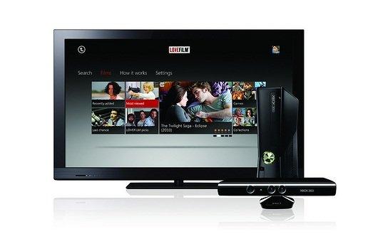 Xbox 360: Lovefilm App landet auf Xbox Live