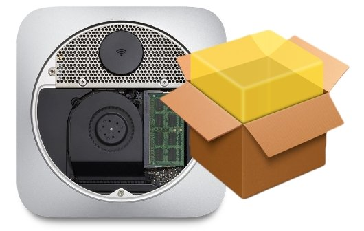 Mac mini (Late 2012): Firmware-Update behebt Displayflackern