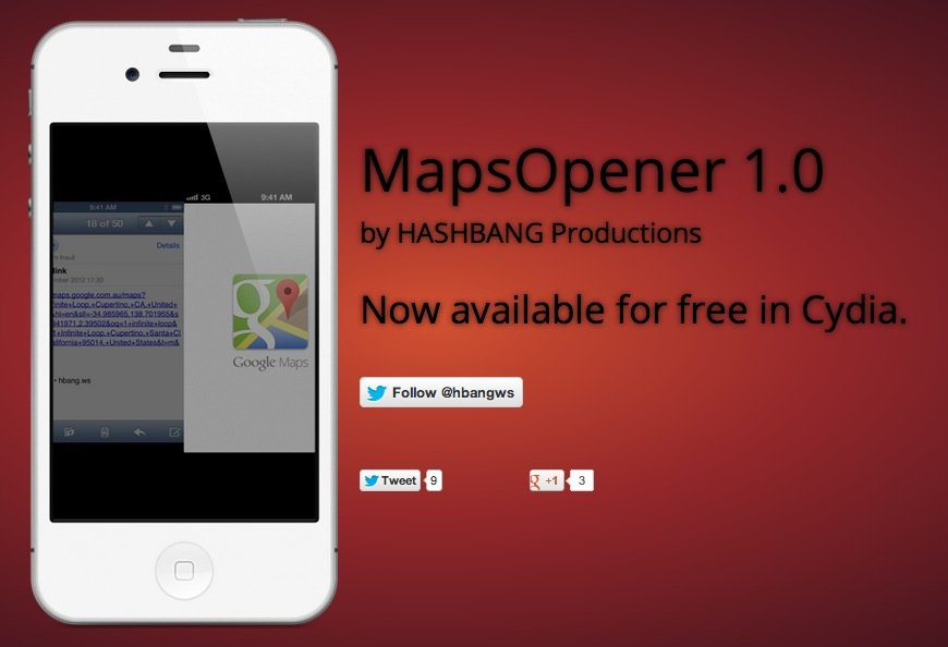 Maps Opener: Tool macht Google Maps zur Standard-App