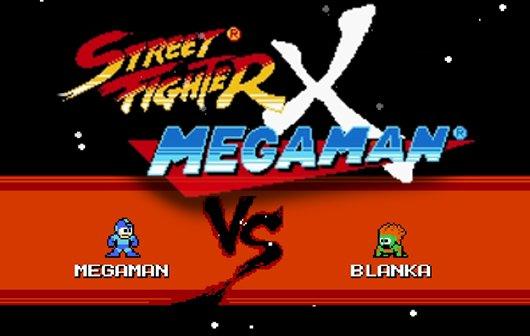 Street Fighter X MegaMan - GIGA Gameplay
