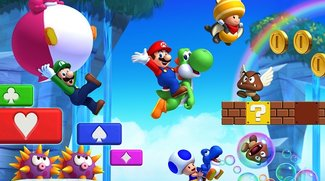 Super Mario: Nächstes Spiel mit Level-Editor?