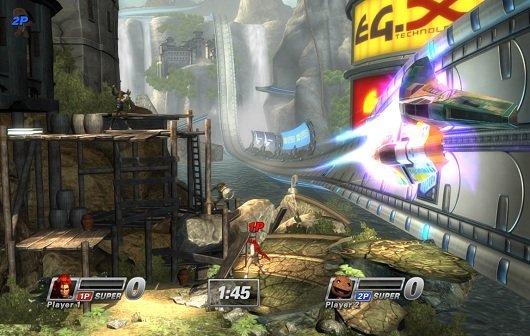 Playstation All-Stars Battle Royale: Bonuscharaktere ab heute verfügbar