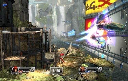 PS All-Stars Battle Royale: Heavenly Sword Stage angekündigt