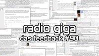 radio giga #90 - das Feedback