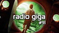 radio giga #91 - Hobbit, VGAs und The Cave