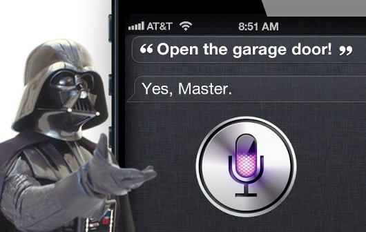 Video of the Day: Siri öffnet ein Garagentor