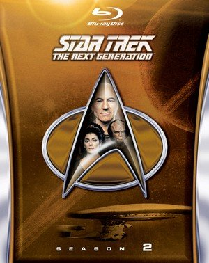 star trek: tng - blu ray