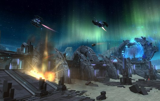 Star Wars - The Old Republic: Erstes Add-On enthüllt