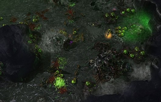 Starcraft 2 - Heart of the Swarm: Blizzard erklärt das Gruppen-Feature