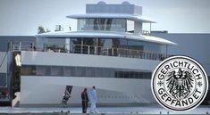 Philippe Starck pfändet Steve Jobs' Luxusyacht