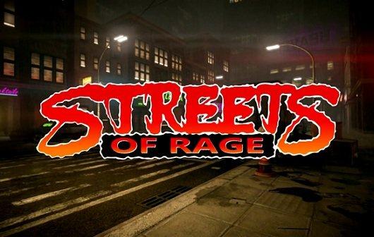 Streets of Rage: Video von Remake aufgetaucht
