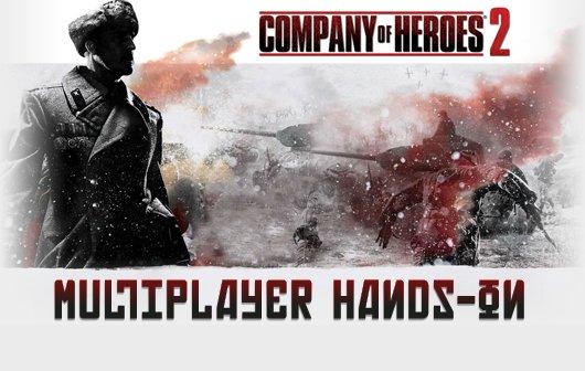 Company of Heroes 2 Multiplayer Hands-On: Im Fleischwolf der Perfektion