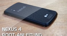 Nexus 4 Root Anleitung (Video)