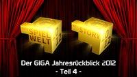 Der GIGA Jahresrückblick 2012: Die besten Spiele des Jahres - Beste Spielwelt & Story